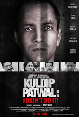 Kuldip Patwal 2018 Hindi DVDRip 480p 400Mb x264