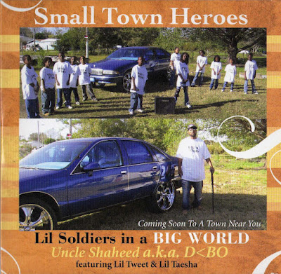 Small Town Heroes – Lil Soldiers In A Big World (2006) (CD EP) (FLAC + 320 kbps)