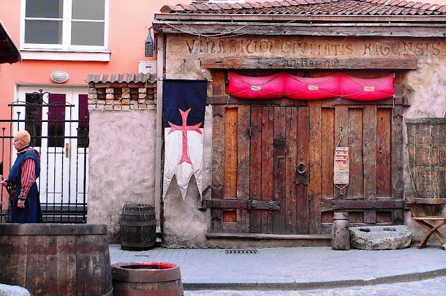 Riga -medival restaurant
