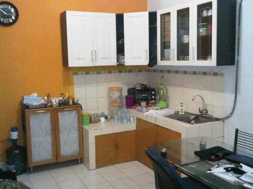 dapur cantik type 36