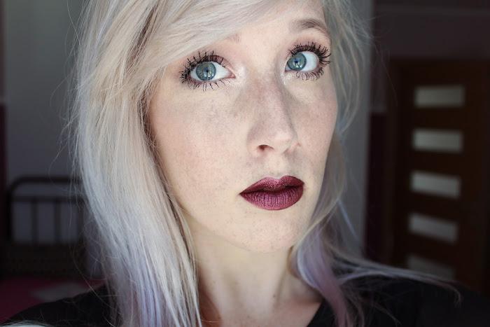 beyu metallic lips and eyes