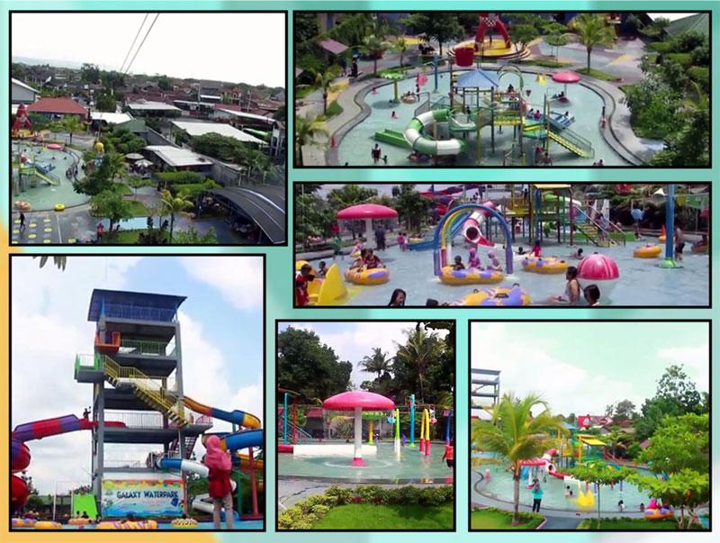 Galaxy Waterpark Yogyakarta