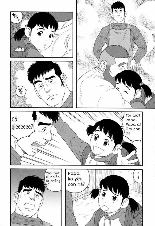 Người chồng của em tôi-Chap 10 Vol.2 - Tác giả Gengoroh Tagame - Trang 11