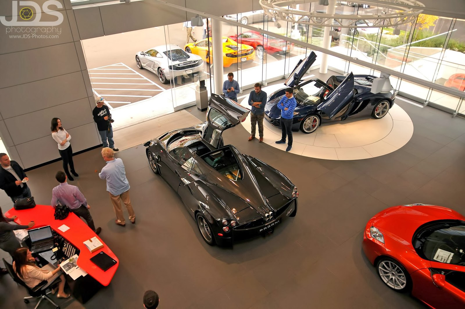 prototype 0: miller motorcars became official pagani dealer for