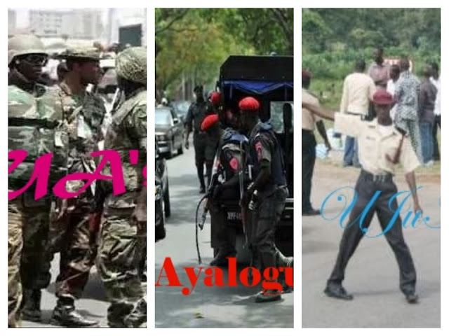Soldiers, Police clash with Road Safety officers in Abuja