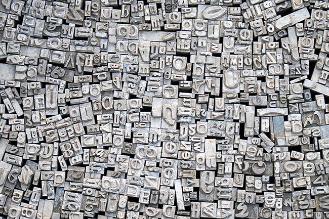 Tipografide Görsel Hiyerarşi