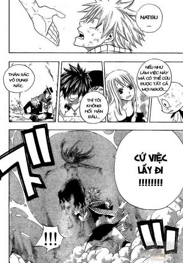 Fairy Tail Chap 99