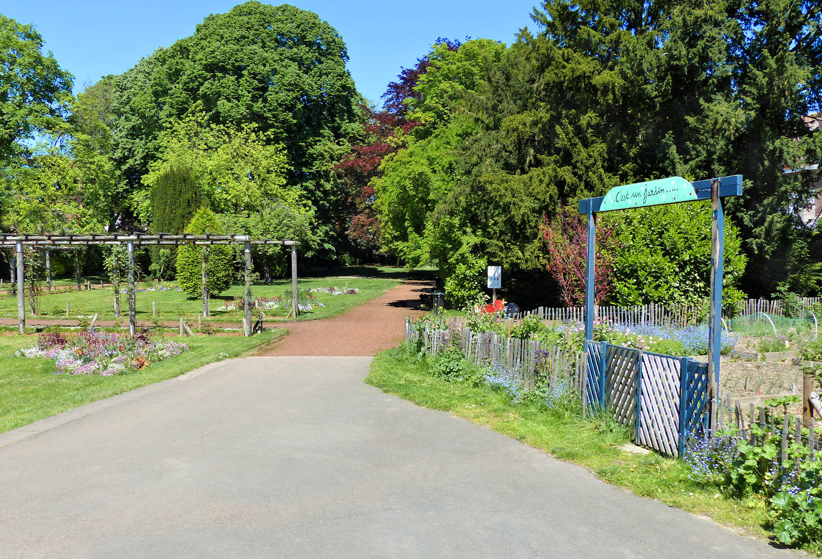 Jardin Botanique - Tourcoing