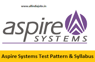 Aspire Systems Test Pattern