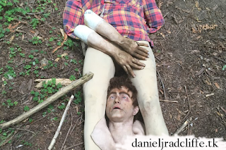 Google+: Swiss Army Man behind the scenes photo