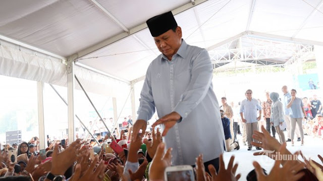 Prabowo-Sandi Bakal Jadi Tamu Kehormatan di Reuni Aksi 212