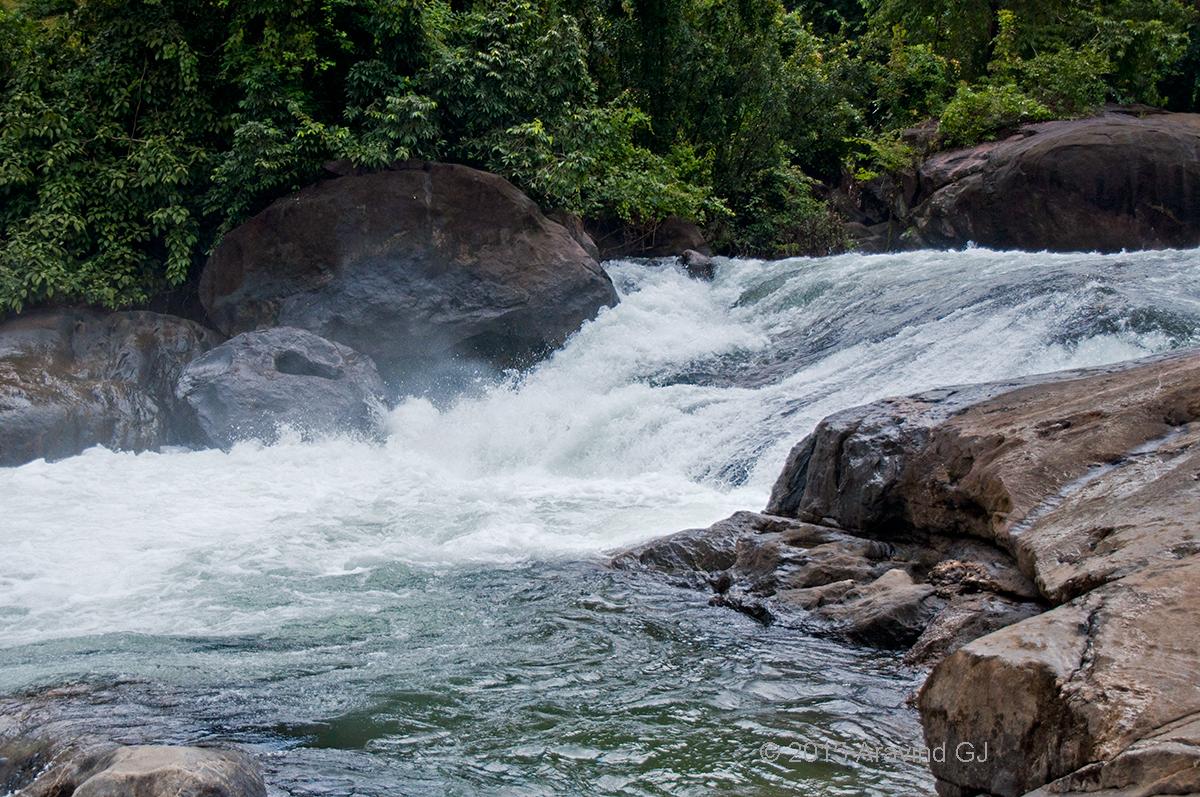 Aripara Falls, Kozhikode