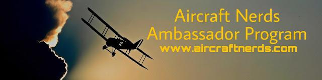 Aircraft Nerds Ambassador Program