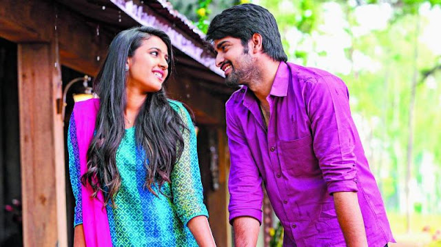 Naga Shaurya and Niharika Konidela  Oka Manasu Movie Tickets Advance Online Booking available