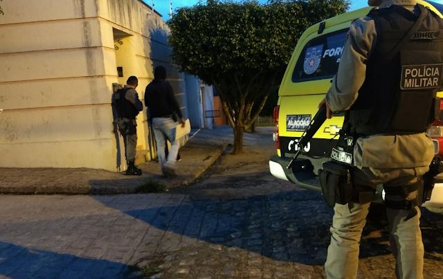 Em Mata Grande, Gaeco desencadeia Operação Ánomos para prender envolvidos em esquema comandado por ex-prefeito