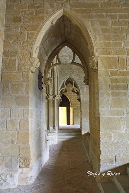 Paseo de Ronda de la Iglesia de Santa María de Ujué