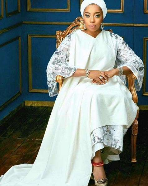 Ooni of Ife's wife looks stunning in new photo