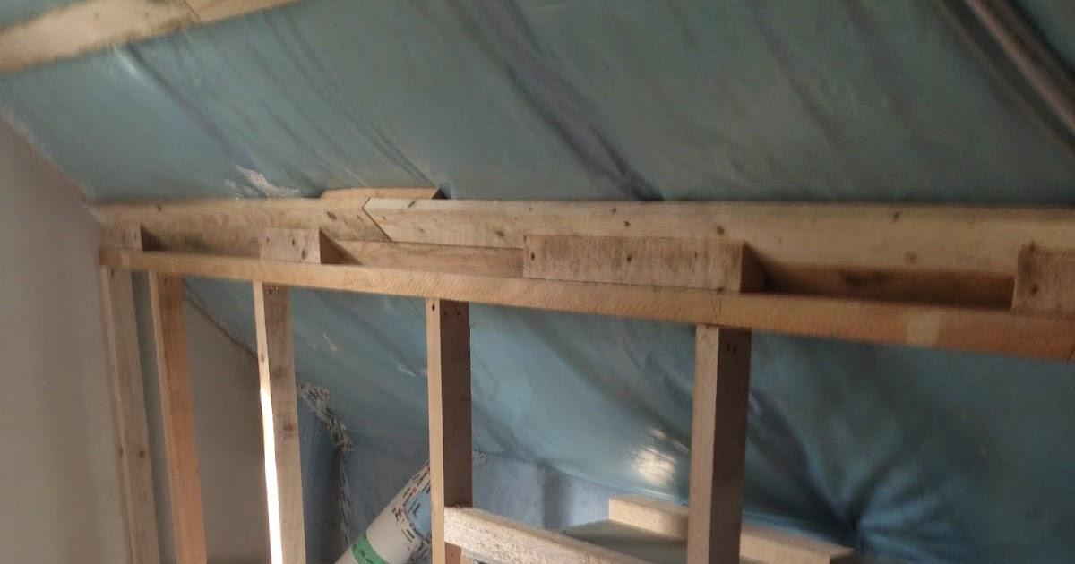 abenteuer hausbau in der heide trockenbau teil ii und. Black Bedroom Furniture Sets. Home Design Ideas