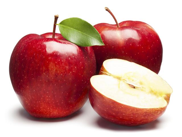 health benefits of apple, Apple