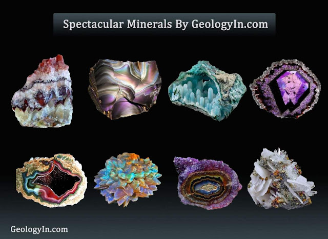 10 Spectacular Minerals You Won't Believe are Found on Earth
