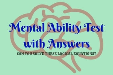 Can you solve these Logical Equation Questions?
