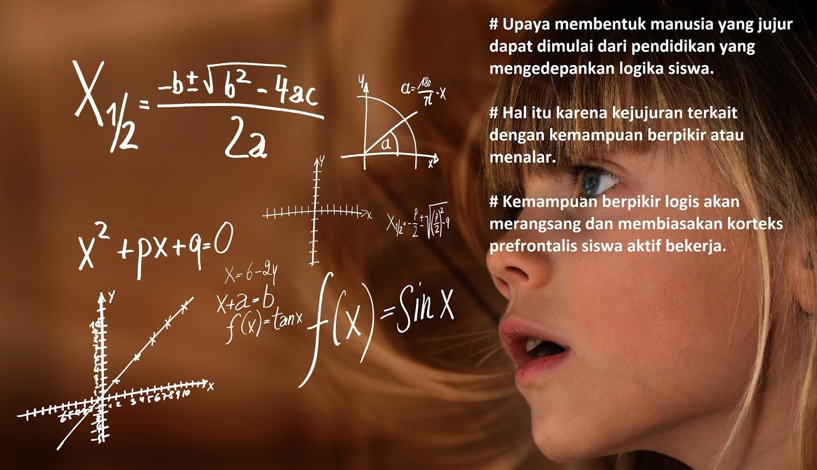 Matematika Membutuhkan Kejujuran