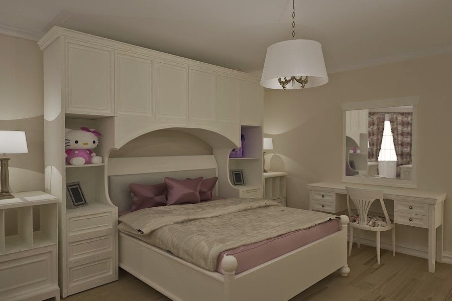 Design - interior - dormitor - clasic - casa - Bucuresti