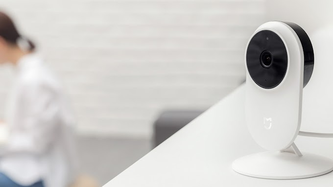 Mi Security Home Camera Launched in india