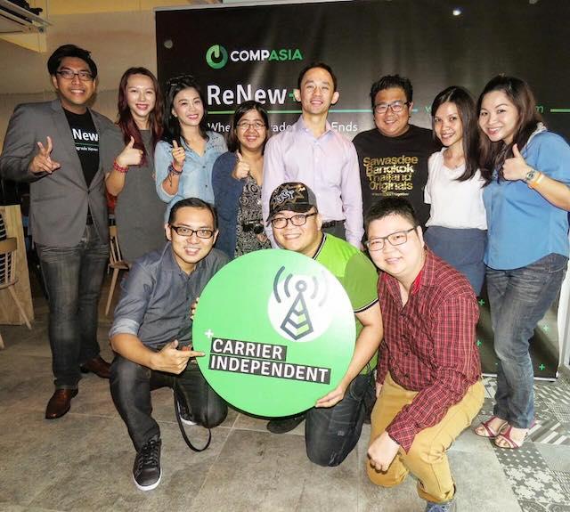 CompAsia Renew+ Program - Where Upgrade Never Ends