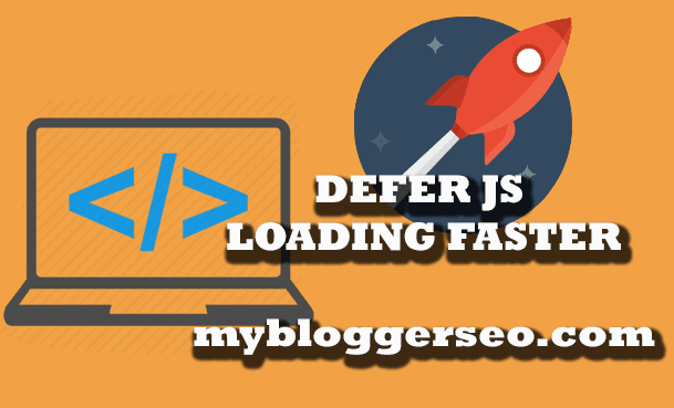 Multi defer JavaScript no Blogger para carregar mais rápido