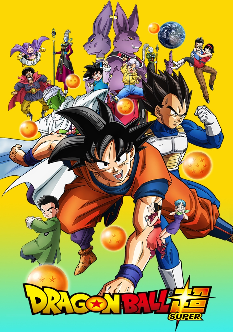 Dragon Ball Super – Dublado Online
