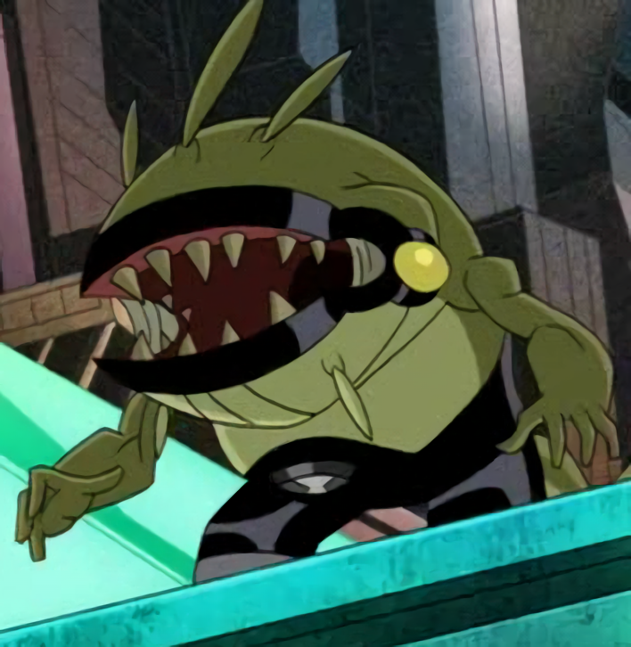 Ben 10000 Ultimate Alien: Spitter