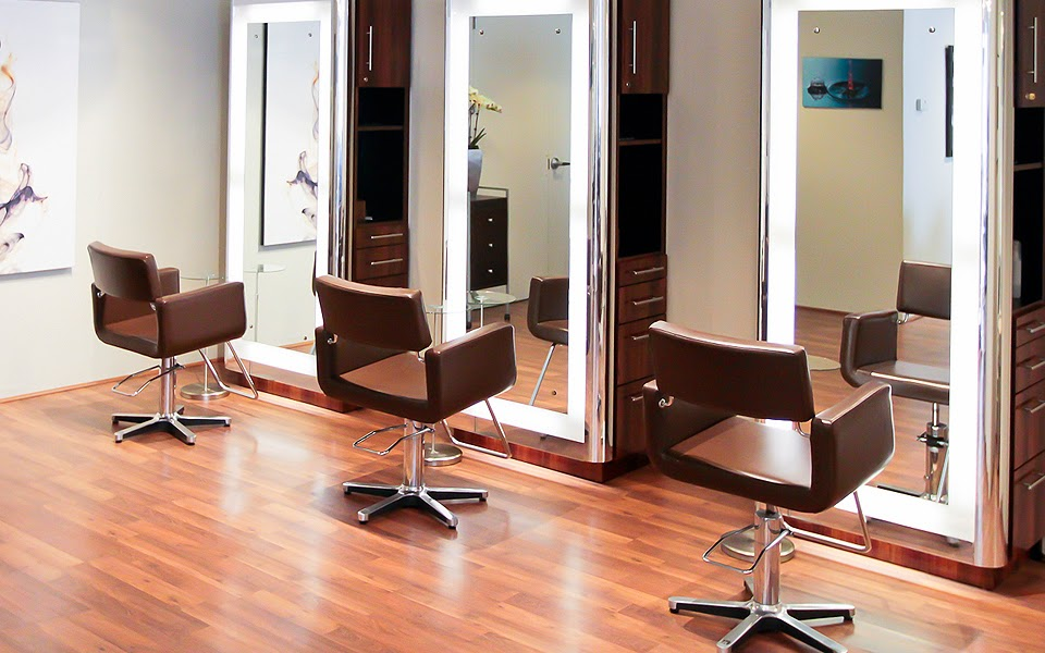 Kent Newton Salon chairs
