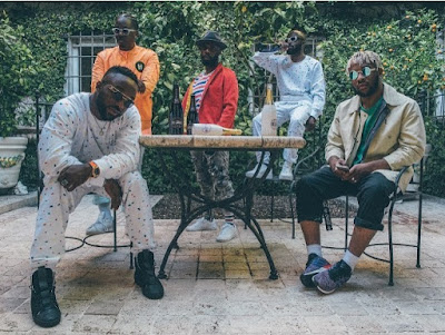 Iyanya Features Team Salut In New Video