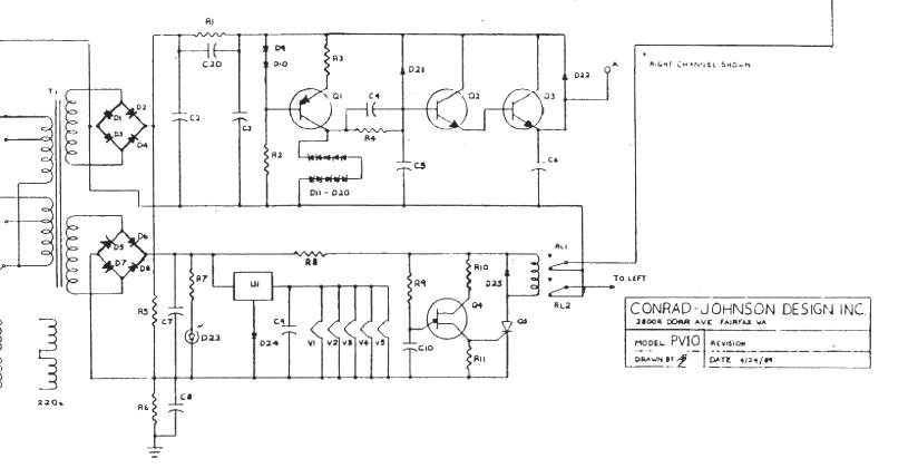 Vintage Hi Fi Audio Restorations Karl S Conrad Johnson