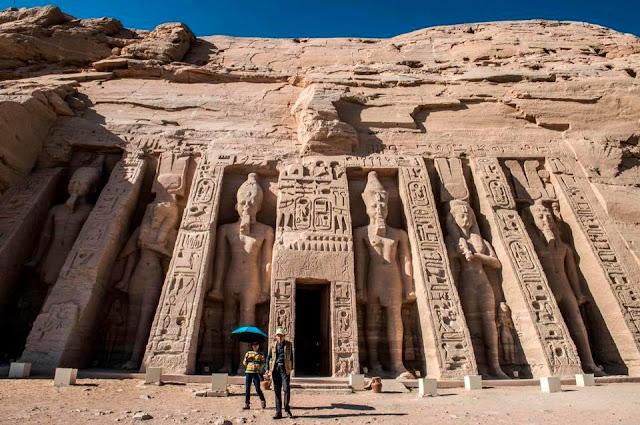 خمسون عاماً علي إنقاذ معبد أبو سمبل