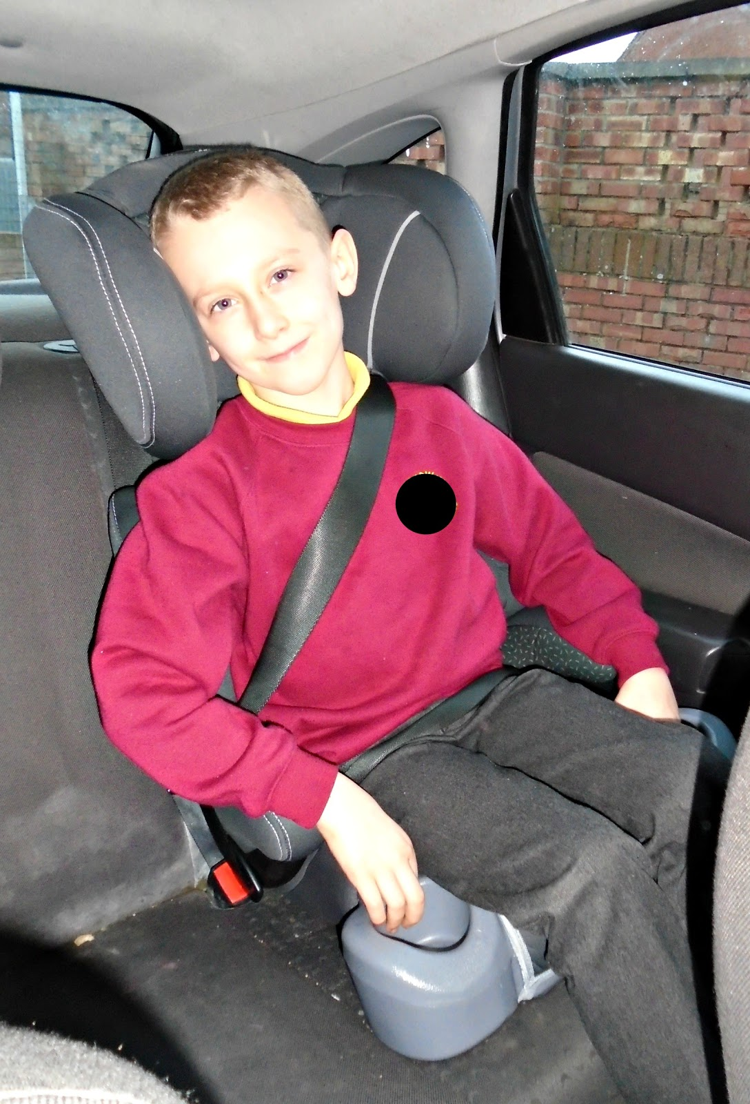 Tantrums To Smiles Diono Hip Highback Booster Seat Review