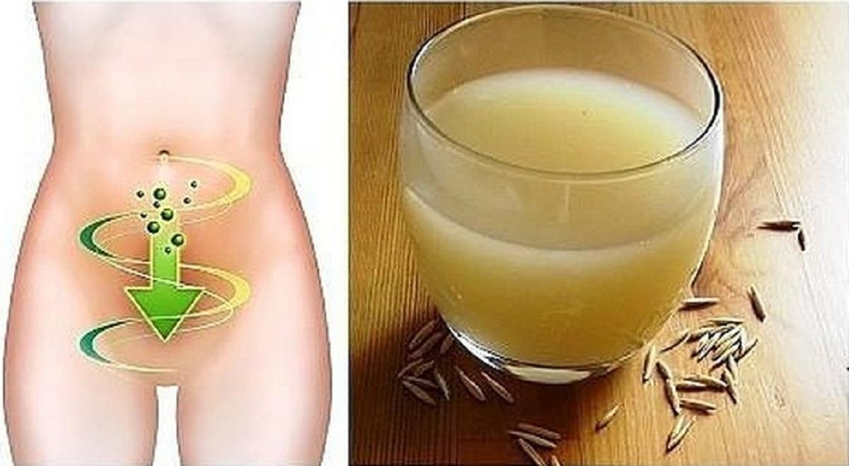 Super— intestinal scrub: minus 11 kg per month