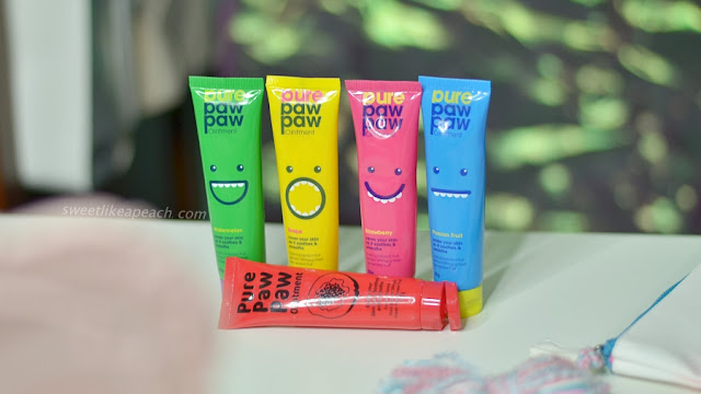 review Pure Paw Paw Ointment : a must have item in your bag!