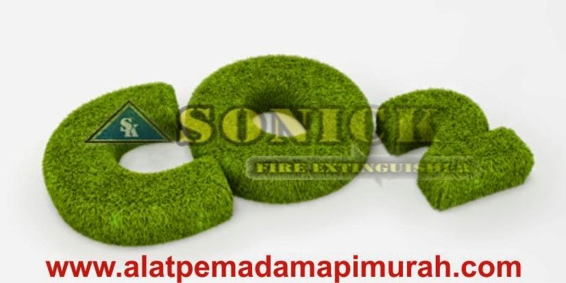 MEDIA ALAT PEMADAM API (BC) Carbon Dioxide