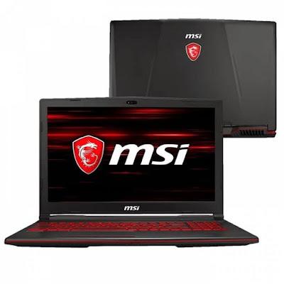 Laptop Gaming MSI Core i7 Murah