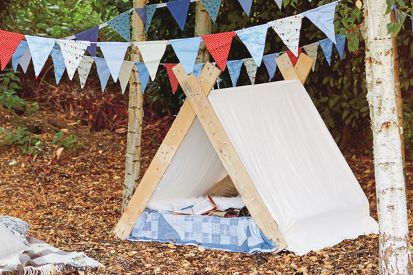 Kids Play Tent Project