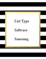 Softcase untuk Handphone Samsung