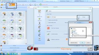 Tutorial convert mp4 ke mp3 melalui aplikasi format factory