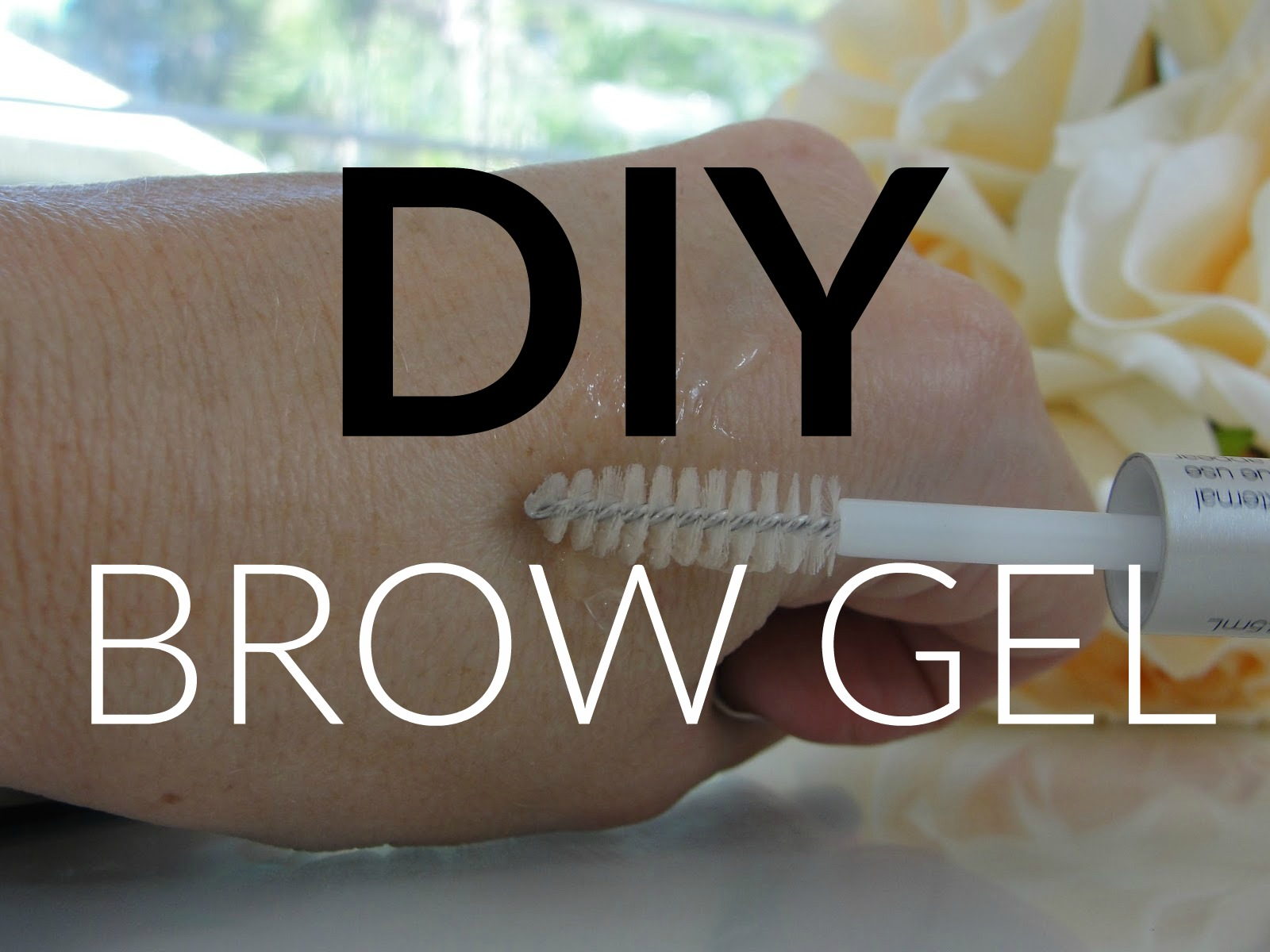 Diy Brow Gel Hack That Will Save You Money