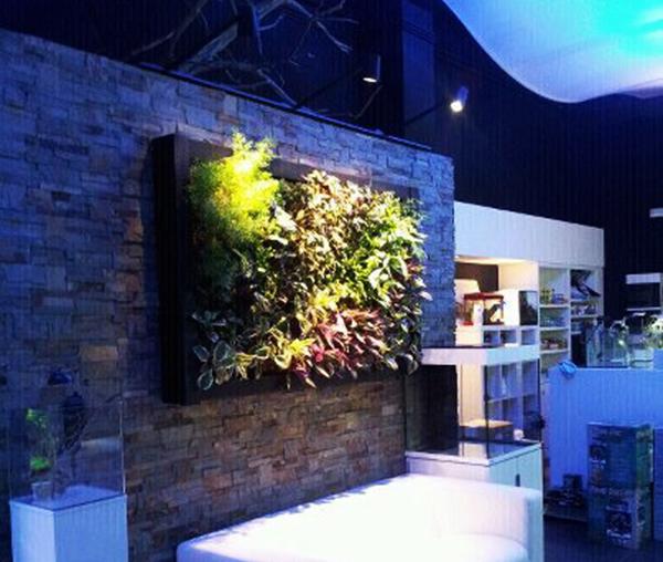 Urban garden ecosistemas verticales - Jardines verticales interior ...