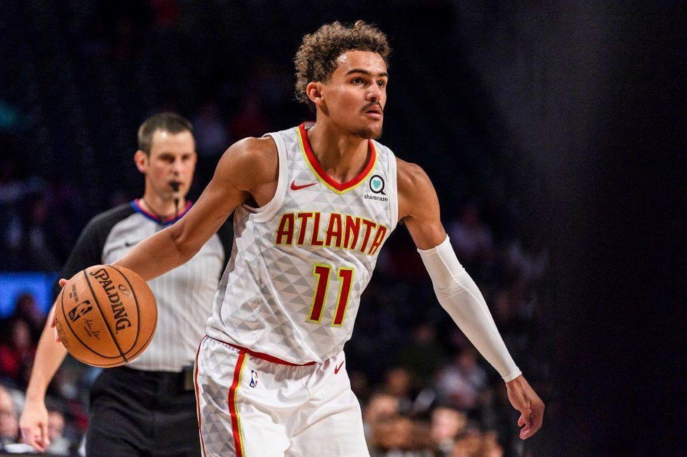 9148edcc0723 Some quick thoughts about the Atlanta Hawks on Opening Night for the 2018-19  schedule