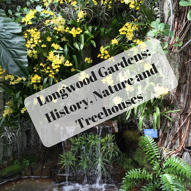 Longwood Gardens: History, Nature and Treehouses