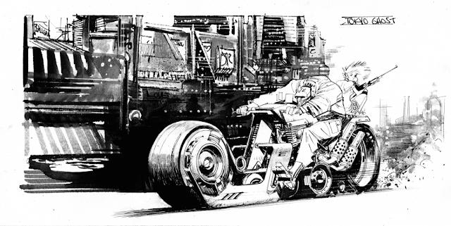 Illustraton by Sean Gordon Murphy