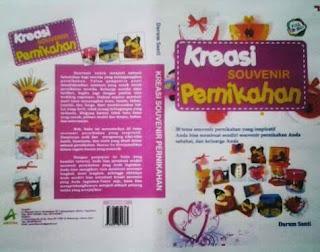 buku kreasi souvenir pernikahan
